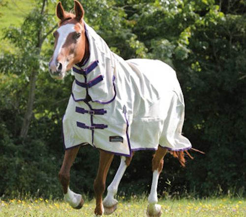 Shires Performance Maxi Flow Fly Combi